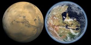 Wet Mars - Kevin Gill